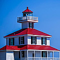 Lighthouse Pontchartrain by Renee Barnes