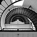 Lighthouse Spiral by Beverly Stapleton