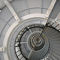 Lighthouse Stairs 2 by rd Erickson