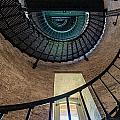 Lighthouse Stairs by Stacy Abbott