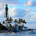 Lighthouse Sunrise by Paul Fell