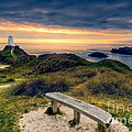 Lighthouse View by Adrian Evans