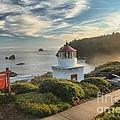Lighthouse Walk by Adam Jewell