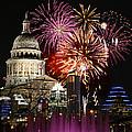 Lighting Up Austin by Randy Smith