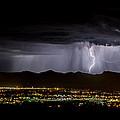 Lightning 1 by Jeff Stoddart