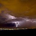 Lightning 13 by Jeff Stoddart