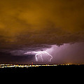 Lightning 16 by Jeff Stoddart