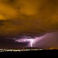 Lightning 18 by Jeff Stoddart