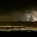 Lightning 2 by Jeff Stoddart