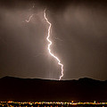 Lightning 3 by Jeff Stoddart
