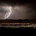 Lightning 4 by Jeff Stoddart