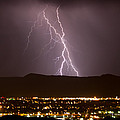 Lightning 5 by Jeff Stoddart