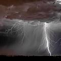 Lightning 8 by Jeff Stoddart