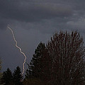 Lightning Over Grants Pass by Mick Anderson