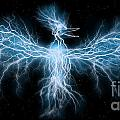 Lightning Phoenix by Helena Marais