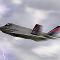 Lightning Speed by Peter Chilelli