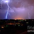Lightning Storm by K D Graves