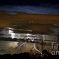 Lightning Storm by Paul Wilford