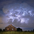 Lightning Thunderstorm Busting Out by James BO  Insogna
