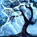 Lightning Tree by Linda Williams