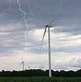 Lightning Turbine by Randy Pollard