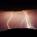 Lightning Walking  by Jeff Swan