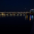 Lights At Night by Steve Wile