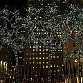 Lights In Rockefeller Center by Dan Sproul