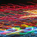 Lights In The Fast Lane by C Ray  Roth