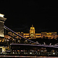 Lights Of Budapest by Dave Hall