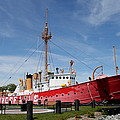 Lightvessel Overfalls by Christiane Schulze Art And Photography