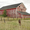 Ligonier Barn by David Arment