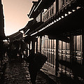 Lijiang Old Town Yunnan China by James Brunker