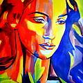 Like A Madonna by Helena Wierzbicki