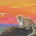 Lil' Leopard by Phyllis Kaltenbach