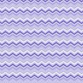 Lilac Chevron by P S