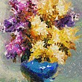 Lilac  by Dragica  Micki Fortuna