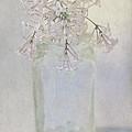 Lilac Flower by Annie Snel