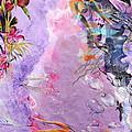 Lilac Goldfish by Lucia Hoogervorst