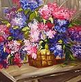 Rustic Lilac by Marina Wirtz