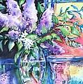 Lilac Light by Trudi Doyle