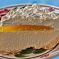 Lilikoi Cheese Pie by Dan McManus
