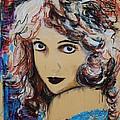 Lillian Gish by Maria Mitchell