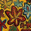 Lillies In Space by Douglas W Warawa