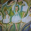 Lily Allegro Ballet by Judith Desrosiers