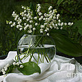 Lily-of-the-valley Bouquet by Luv Photography
