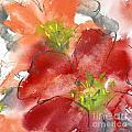 Lily Wisps II by Chris Paschke