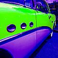 Lime 54 Buick by Daniel Enwright