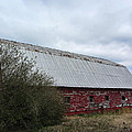 Limestone County Red Barn by Kathy Clark