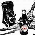 Limited Edition Coke - No.008 by Joe Finney